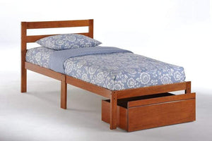 Zest Complete Bed with Drawer - Futons 4 Less