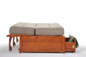 Jefferson Daybed White - Futons 4 Less