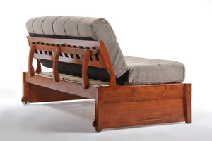 Jefferson Daybed Cherry - Futons 4 Less