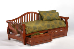 Nightfall Daybed Cherry - Futons 4 Less