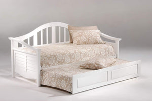 Seagull Daybed White - Futons 4 Less