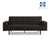Tilbury Sofa Convertible in Cozy Granite by Sealy
