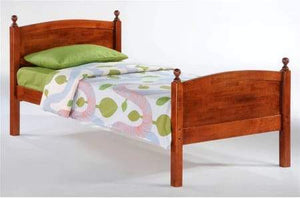 Zest Licorice Bed - Futons 4 Less