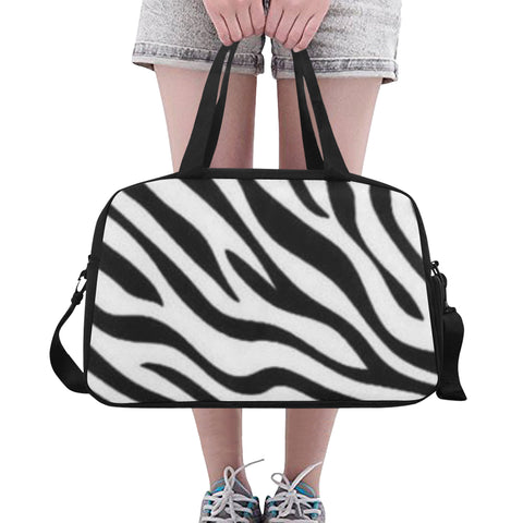 Zebra Fitness/Overnight bag (Model 1671)