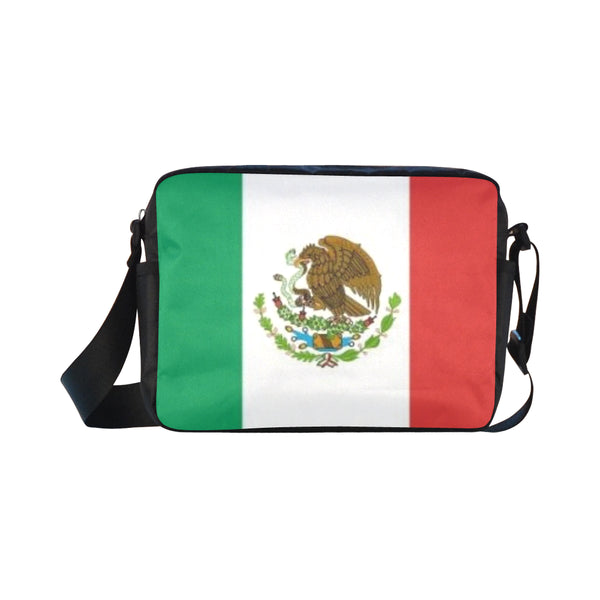 Mexico Classic Cross-body Nylon Bags (Model 1632) - kdb solution