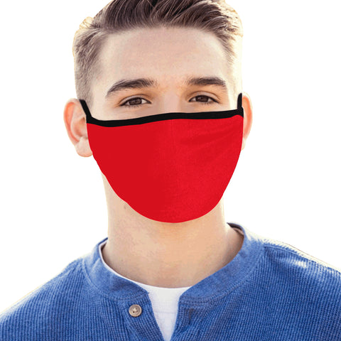 Red Mouth Mask - kdb solution