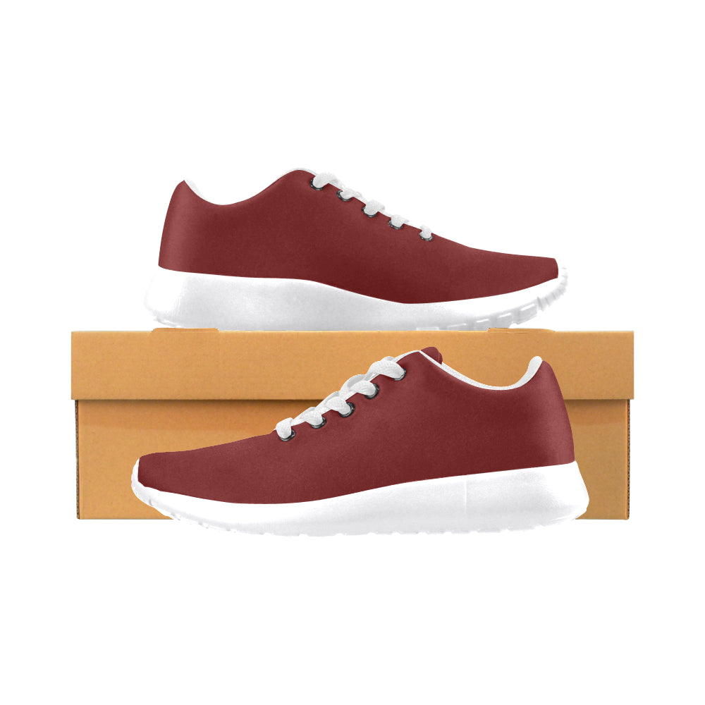 Red Men's Running Shoes (Model 020) - kdb solution