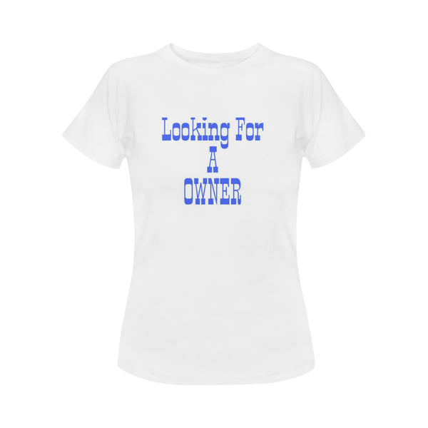 Looking for a Owner Women's Classic T-Shirt (Model T17) - kdb solution