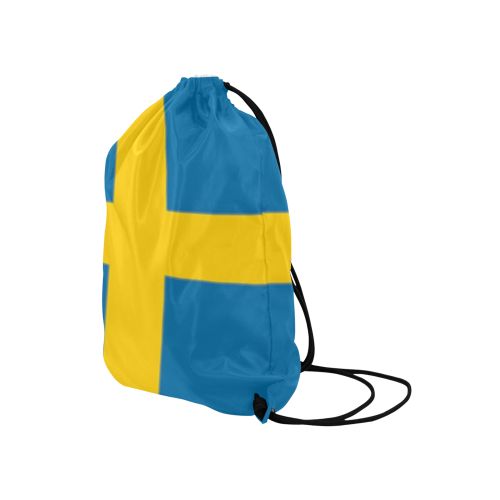 "Sweden Medium Drawstring Bag Model 1604 (Twin Sides) 13.8""(W) * 18.1""(H) - kdb solution"