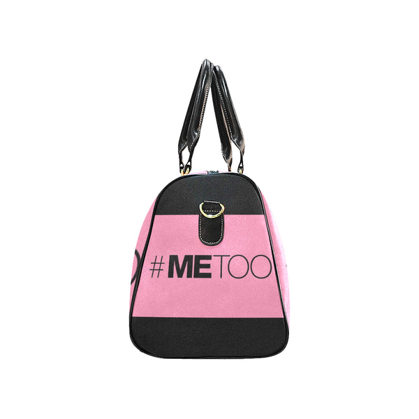 Metoo Pink New Waterproof Travel Bag/Large (Model 1639) - kdb solution