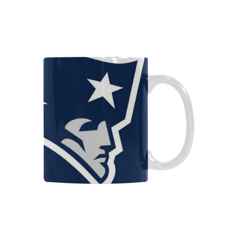 Patriots White Mug(11OZ) - kdb solution