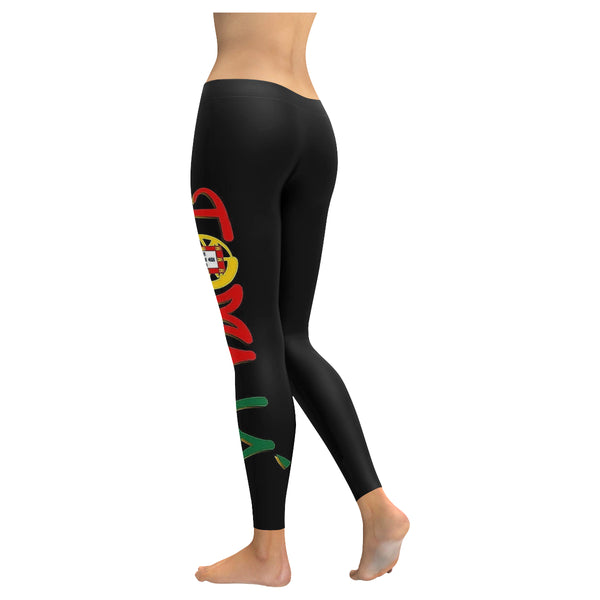 Tomia Low Rise Leggings (Invisible Stitch) (Model L05) - kdb solution