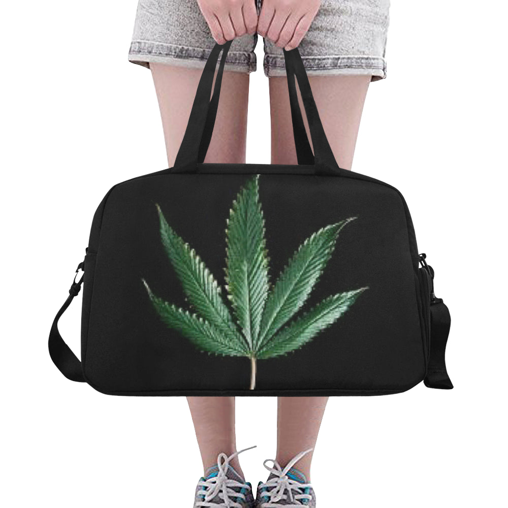 Weed 1 Fitness/Overnight bag (Model 1671) - kdb solution