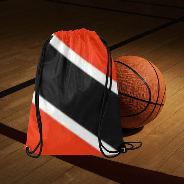 "Trinidad Drawstring Medium Bag Model 1604 (Twin Sides) 13.8""(W) * 18.1""(H) - kdb solution"