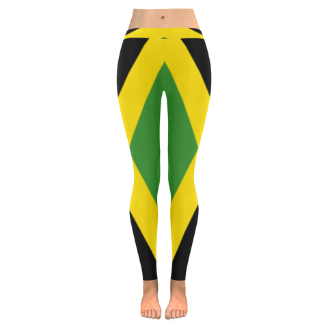 ed06db26ed7cf7 Jamaica Low Rise Leggings XXS-XXXXXL - kdb solution