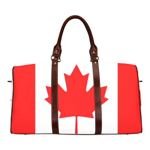 Canada Waterproof Travel Bag (Model 1639) - kdb solution