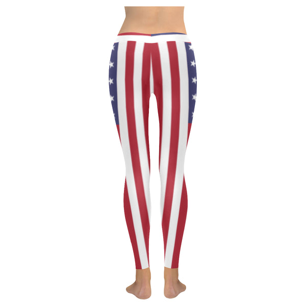 USA Low Rise Leggings available in XXS-XXXXXL - kdb solution