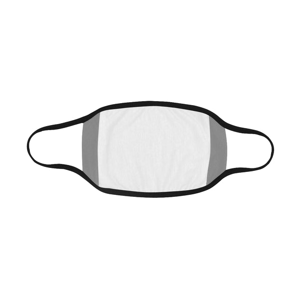 Plain grey Mouth Mask - kdb solution