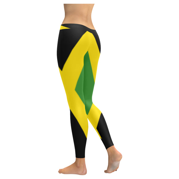 Jamaica Low Rise Leggings XXS-XXXXXL - kdb solution