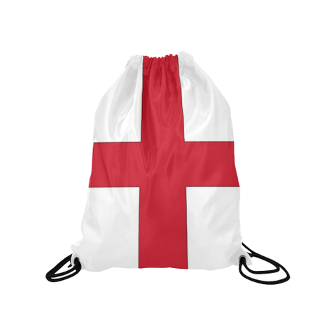 "England Medium Drawstring Bag Model 1604 (Twin Sides) 13.8""(W) * 18.1""(H) - kdb solution"
