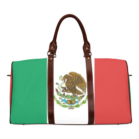 Mexico Waterproof Travel Bag (Model 1639) - kdb solution