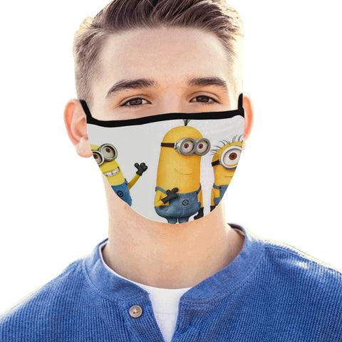 Minions Mouth Mask - kdb solution