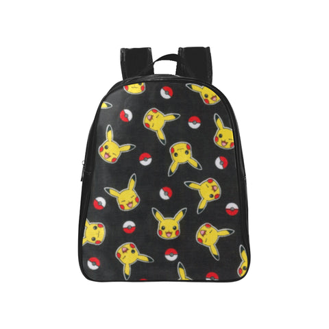 Pokemon 2 School Backpack (Model 1601)(Medium)