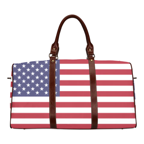 USA Waterproof Travel Bag (Model 1639)