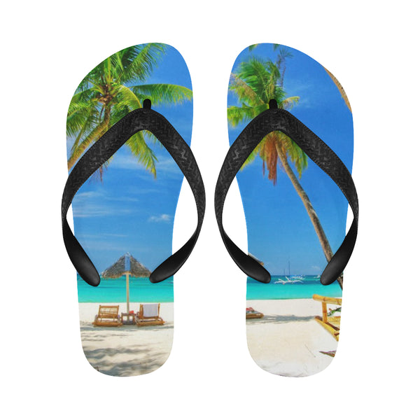 Beach Flip Flops for Men/Women (Model 040) - kdb solution