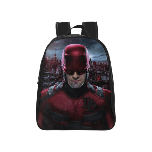 Daredevil School Backpack (Model 1601)(Medium) - kdb solution