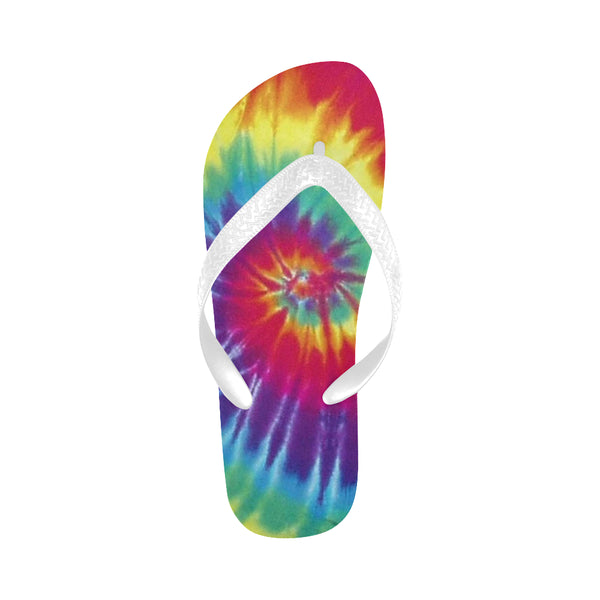 Tye Dye Flip Flops for Men/Women (Model 040) - kdb solution