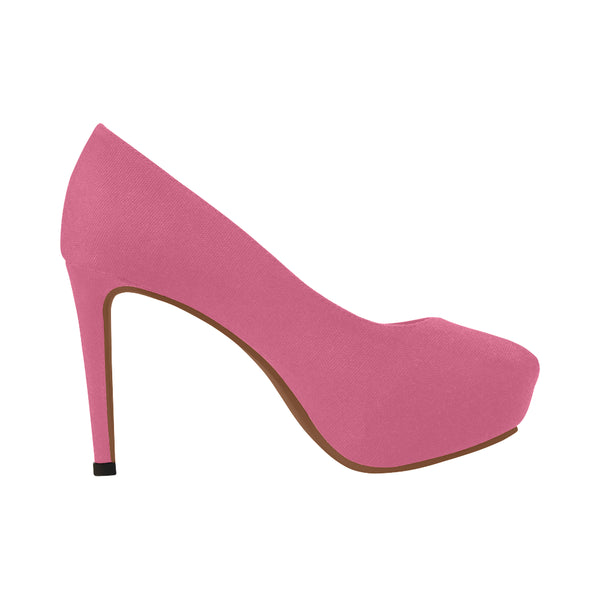 Deep Pink Women's High Heels (Model 044) - kdb solution