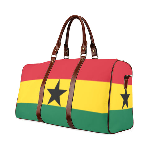 Ghana Waterproof Travel Bag/Small (Model 1639) - kdb solution