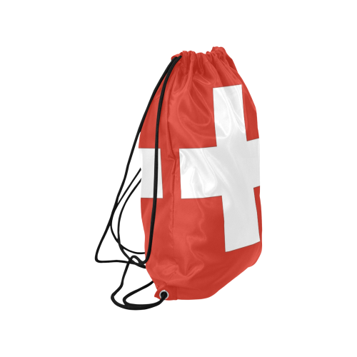 "Switzerland Medium Drawstring Bag Model 1604 (Twin Sides) 13.8""(W) * 18.1""(H) - kdb solution"