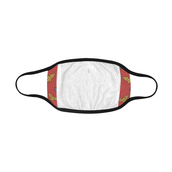 Wonder woman Mouth Mask - kdb solution