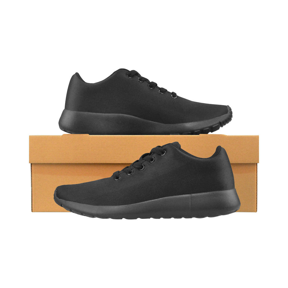 Black Men's Running Shoes (Model 020) - kdb solution