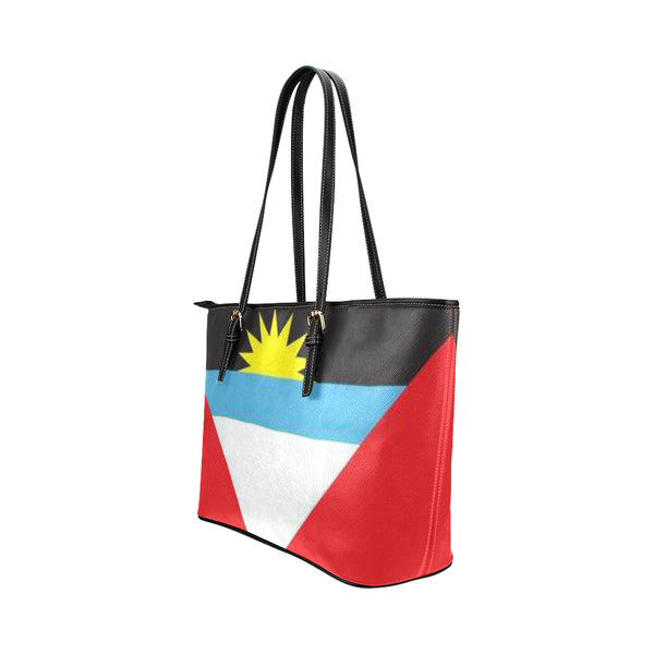 Antigua Leather Tote Bag/Small (Model 1651) - kdb solution