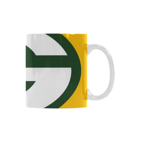 Packers White Mug(11OZ) - kdb solution
