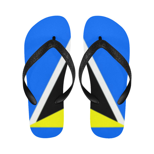 St Lucia Flip Flops for Men/Women (Model 040)