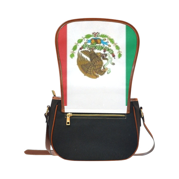 Mexico Saddle Bag/Small (Model 1649)(Flap Customization) - kdb solution