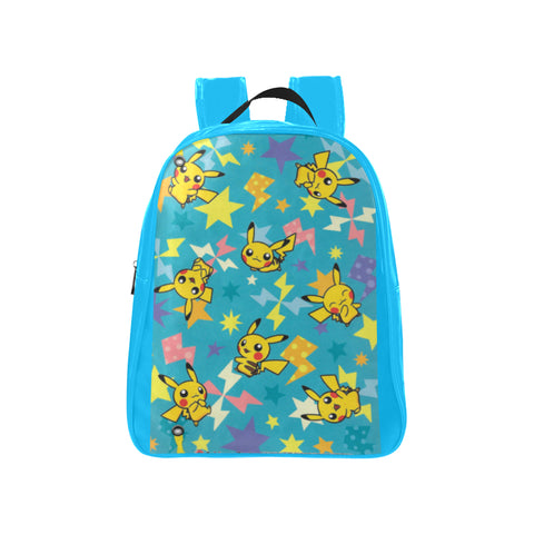 Pokemon 3 School Backpack (Model 1601)(Medium)