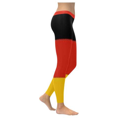 Germany Low Rise Leggings (Invisible Stitch) (Model L05) - kdb solution