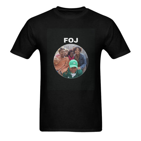 FOJ Sunny Men's T- shirt (Model T06) - kdb solution