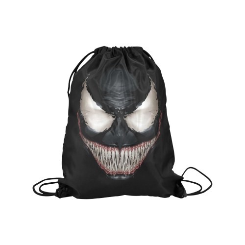 "Venom 3 Medium Drawstring Bag Model 1604 (Twin Sides) 13.8""(W) * 18.1""(H) - kdb solution"