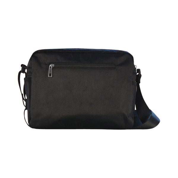 USA Classic Cross-body Nylon Bags (Model 1632)