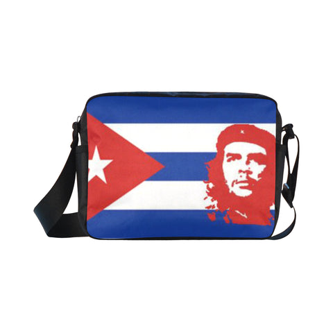 Cuba Classic Cross-body Nylon Bags (Model 1632) - kdb solution