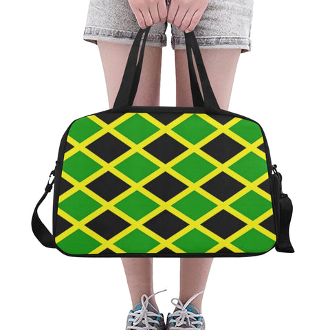 Jamaica Tile Fitness/Overnight bag (Model 1671) - kdb solution