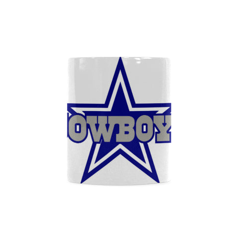 Cowboys White Mug(11OZ) - kdb solution
