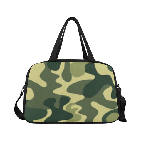 Army Print Fitness/Overnight bag (Model 1671) - kdb solution