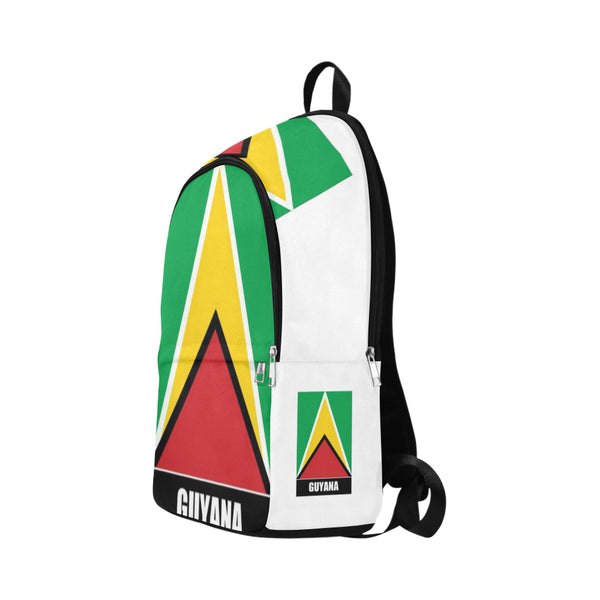 Guyana backpack Fabric Backpack for Adult (Model 1659) - kdb solution